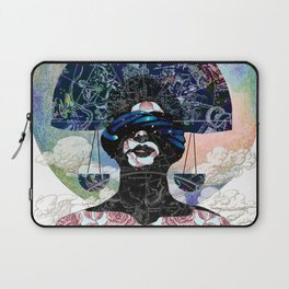 Libra (zodiac series 1) Laptop Sleeve