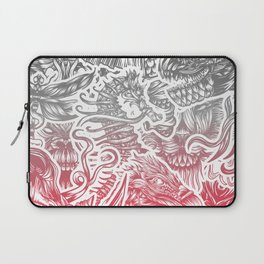 Animals color Laptop Sleeve