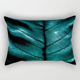 Dragon Spine (Blue Version) Rectangular Pillow
