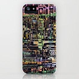 Urban Vibes / Density Series iPhone Case