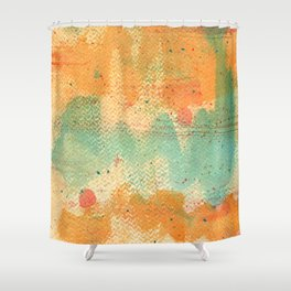 Curious River Shower Curtain