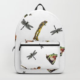 Let's go to the pond Backpack