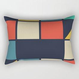 Color music box Rectangular Pillow