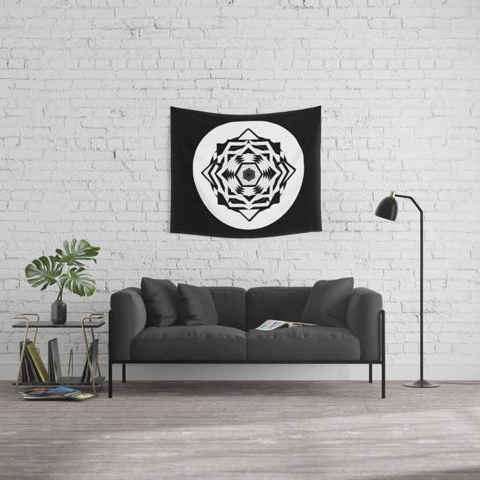 Get away Wall Tapestry