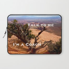 Talk to Me.... Laptop Sleeve