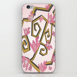 Love Blossoms 1 iPhone Skin