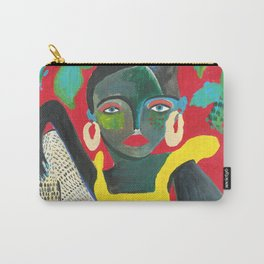 Fierce Carry-All Pouch