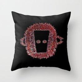 Singe Throw Pillow