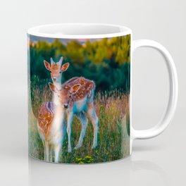 Deer Three Coffee Mug