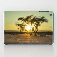 israel iPad Cases featuring South of Israel by Sagi
