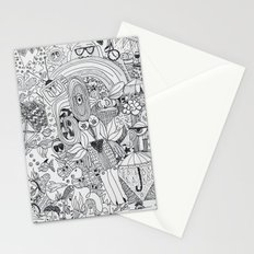 It's All In Your Mind Stationery Cards