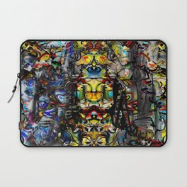 Temple of God Laptop Sleeve