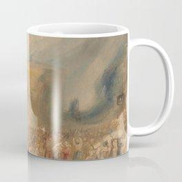 "J.M.W. Turner ""Saint Catherine's Hill, Guildford, Surrey"" Coffee Mug"