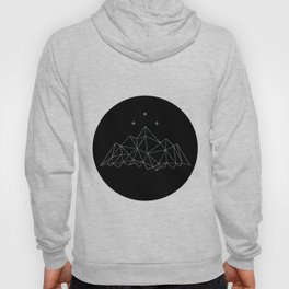 The Night Court insignia from A Court of Frost and Starlight Hoody