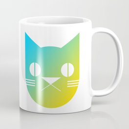 Icon Cat Coffee Mug