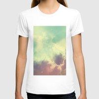 nebula T-shirts featuring Nebula 3 by ThoughtCloud