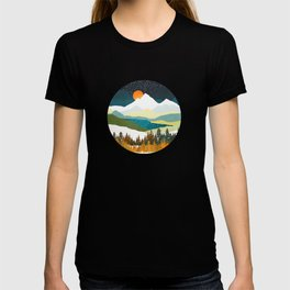 Winters Night T-shirt
