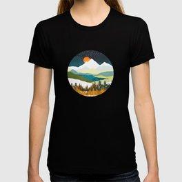 Winters Night T-shirt