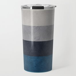 Greece Hues Travel Mug