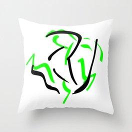 Bracken Dangle Throw Pillow