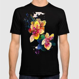 Inky Orchid T-shirt