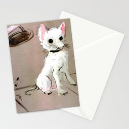Street Chihuahua (TOPOS) Stationery Cards