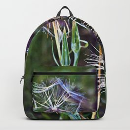 Summer Meadow with Wild Flowers Backpack