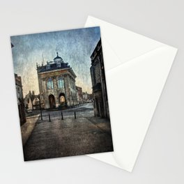 The Town Hall At Abingdon Stationery Cards
