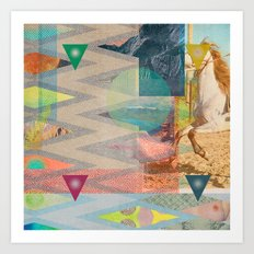 DIPSIE SERIES 001 / 01 Art Print