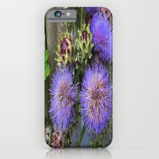 Purple Blooms iPhone 6s Slim Case