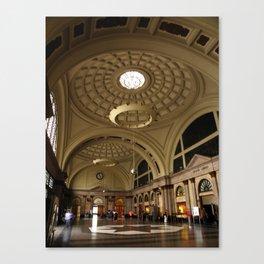 France Station Canvas Print
