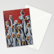 Gaggle of Geese Stationery Cards