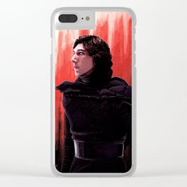 Kylo Clear iPhone Case