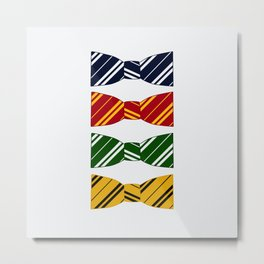 bow tie pride Metal Print