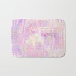 Re-Created Twisted SQ LI Bath Mat