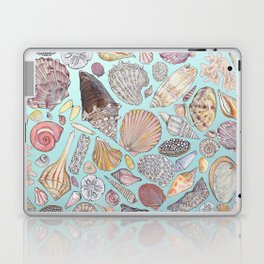 Sanibel Sea Shells Laptop & iPad Skin