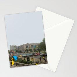 Philadelphia Steps Stationery Cards