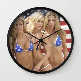 GLORYOUS - FIREBALL MODELS Wall Clock