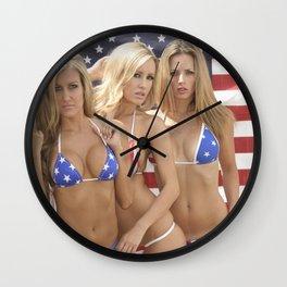 GLORYOUS - FIREBALL MODELS Wall Clock