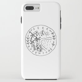 Seek Adventure iPhone Case