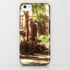 New York City Brownstones Slim Case iPhone 5c