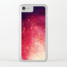 τ Scorpius Clear iPhone Case