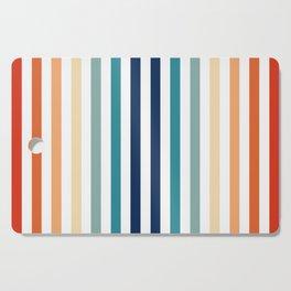 Mod Stripes Cutting Board