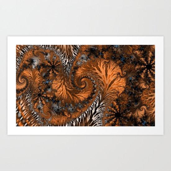 A Beauty Art Print
