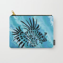 lion fish 1 Carry-All Pouch