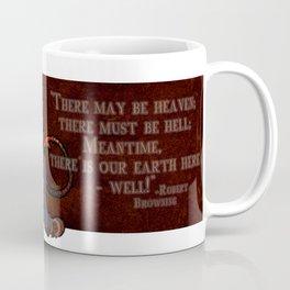Reading to Hellhounds Coffee Mug