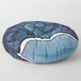 Siren Mystery Floor Pillow