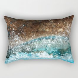 Distant Shores Rectangular Pillow