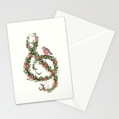 Robin's Song Stationery Cards