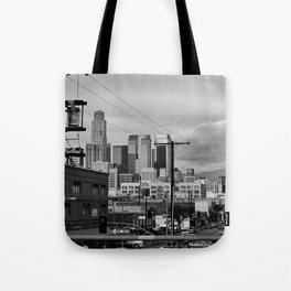 Los Angeles from the 110 Tote Bag